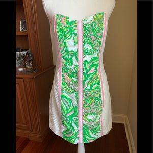 Lilly Pulitzer Angela Strapless Dress